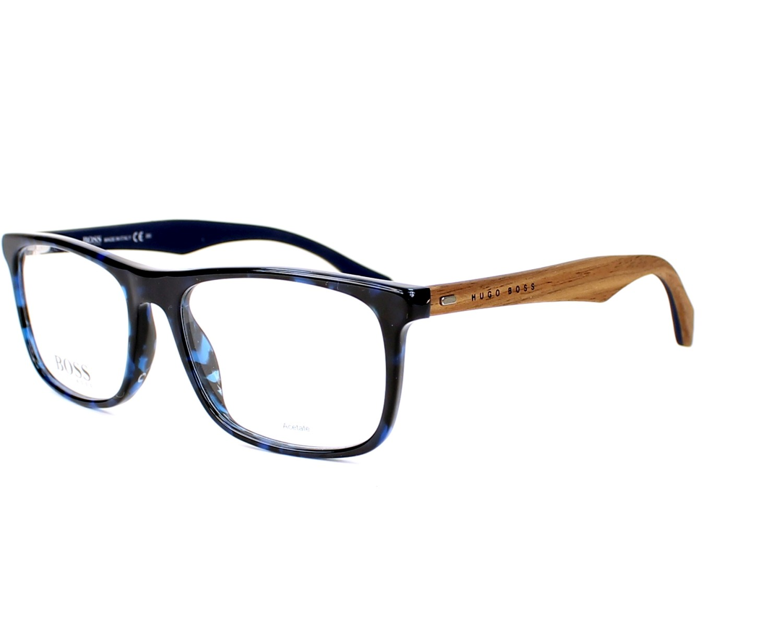 Boss Orange Glasses Blue