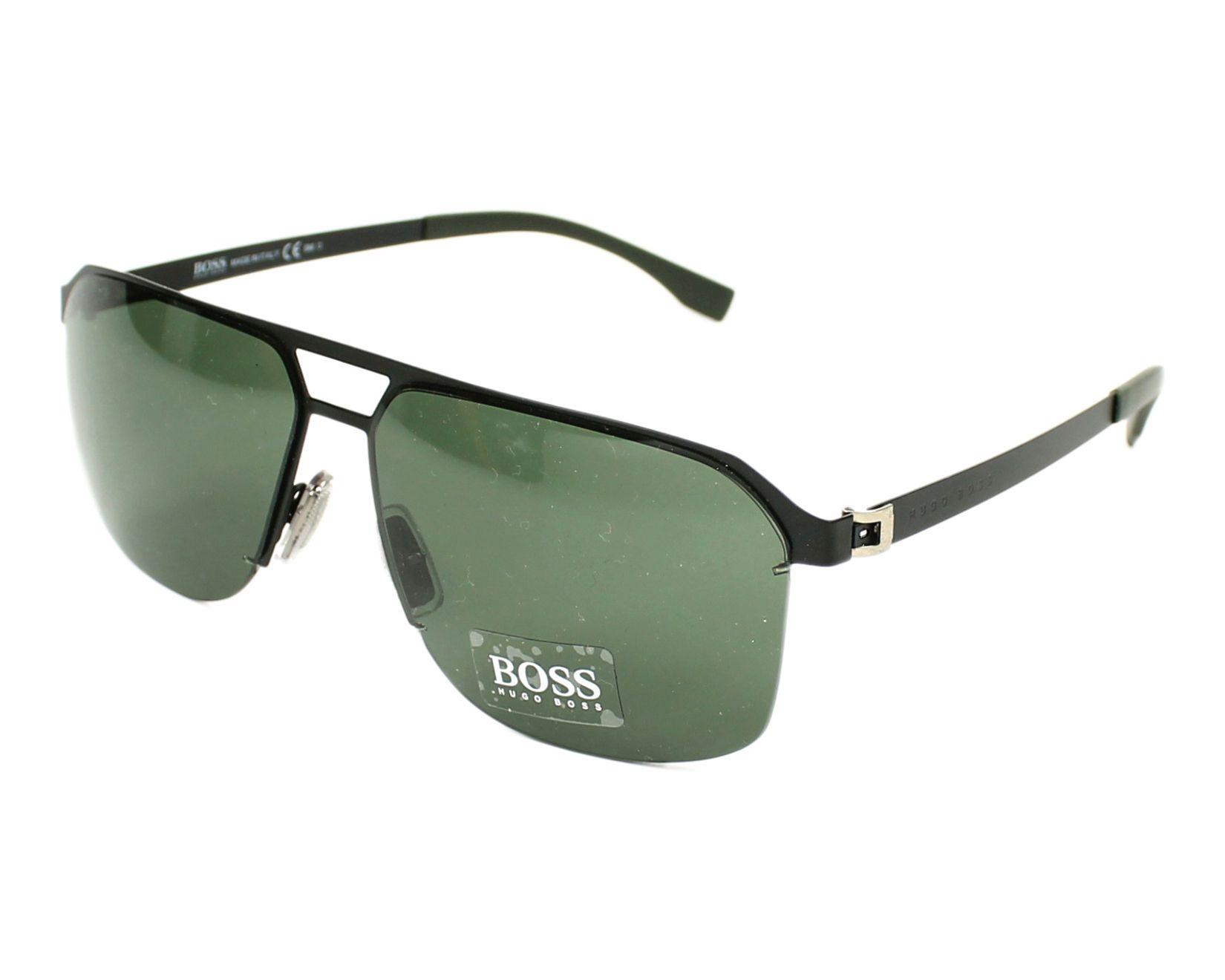 d11ad0d5818cc Sunglasses Hugo Boss BOSS-0839-S 003 85 61-14 Gun profile