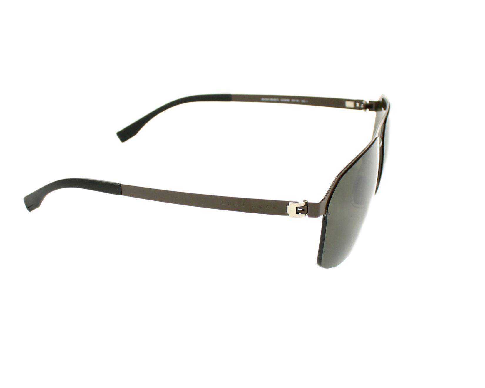 b084b18d3ee0c Sunglasses Hugo Boss BOSS-0839-S U2S NR 61-14 Brown side