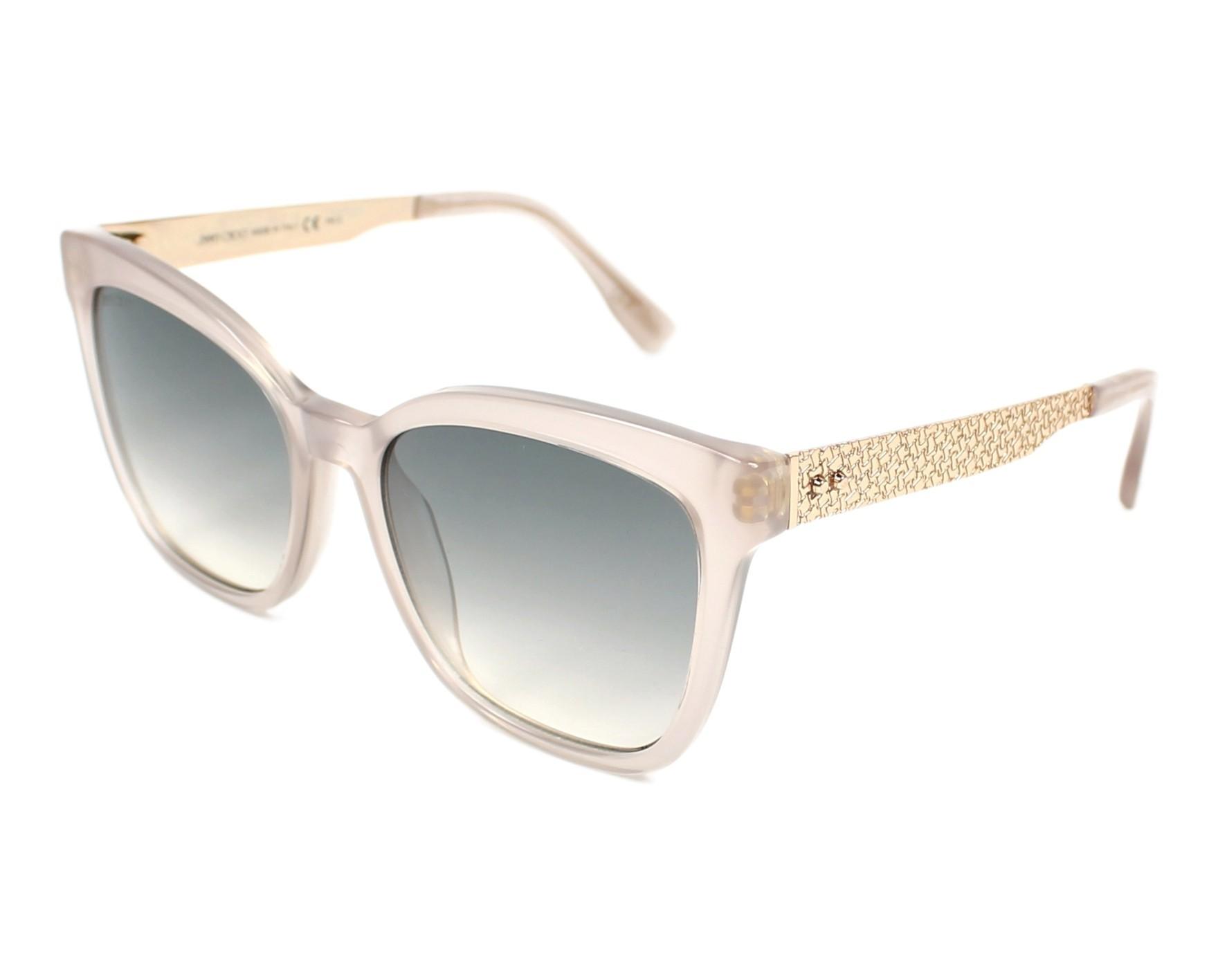 Jimmy Choo Junia/S Sonnenbrille Rosa und Gold PR5 55mm 3atV7elcU