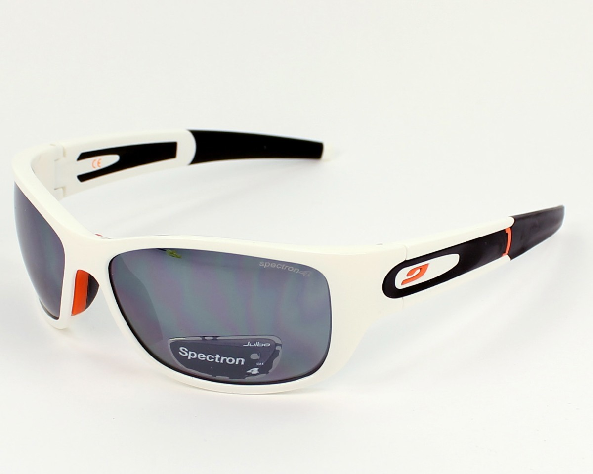 Sunglasses Julbo J459 1211 - White Black profile view 9d39f673a37