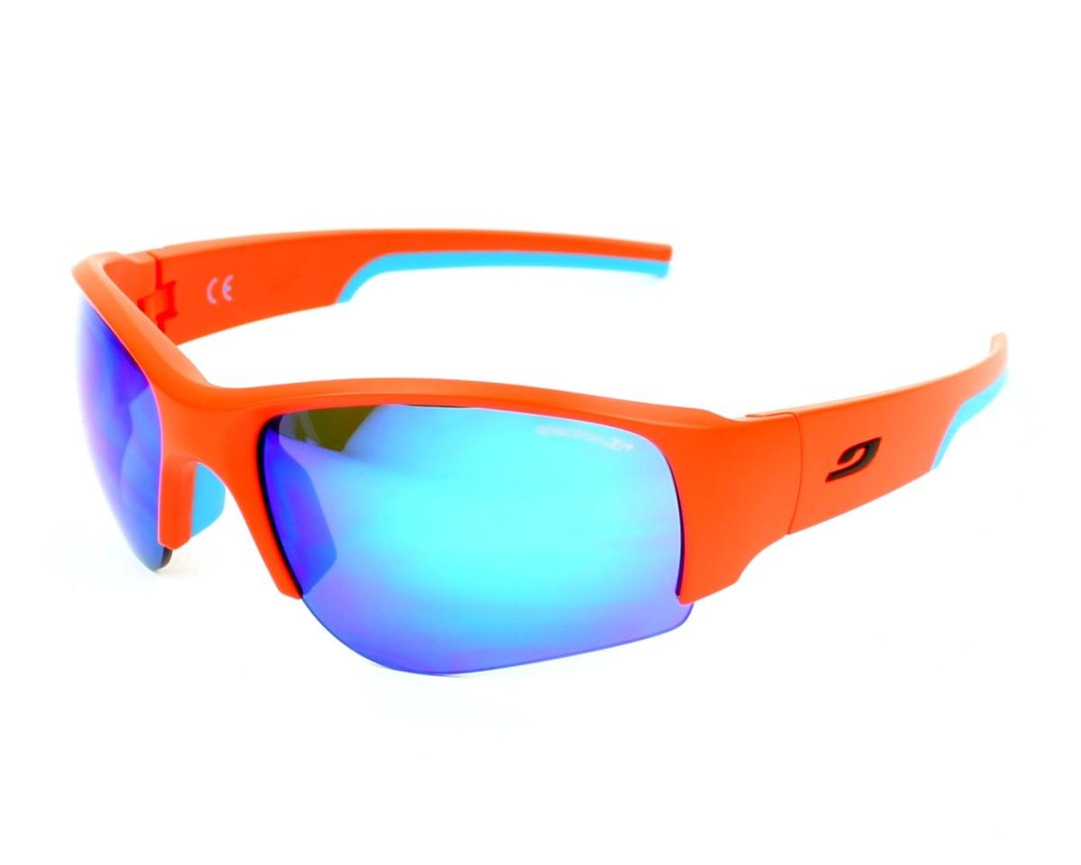 Sunglasses Julbo J433 1178 - Orange profile view a848c451bd6c