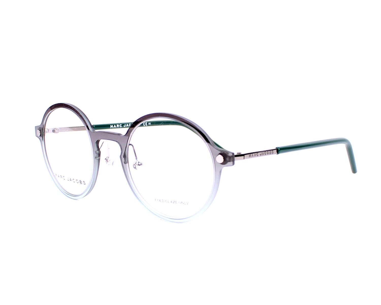 marc jacobs eyeglasses marc 31 tvp grey visio. Black Bedroom Furniture Sets. Home Design Ideas