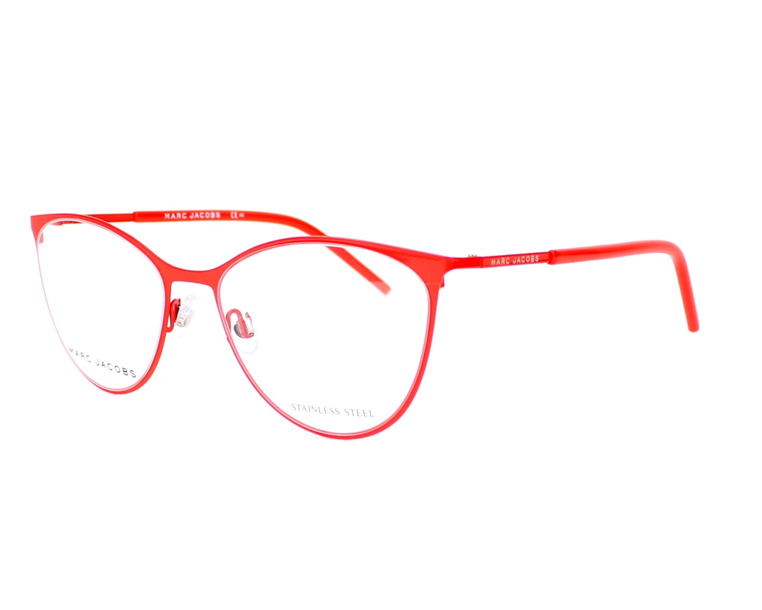 Marc Jacobs Red Sunglasses  order your marc jacobs eyeglasses marc 41 tef 54 today