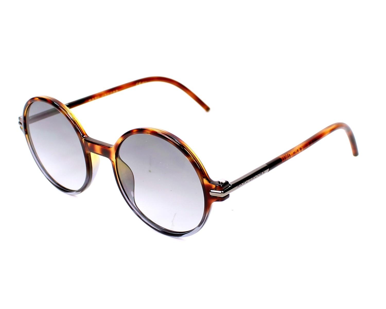 Sunglasses Marc Jacobs MARC-48-S TMV VK 52-21 Havana Grey ba578b341d6d
