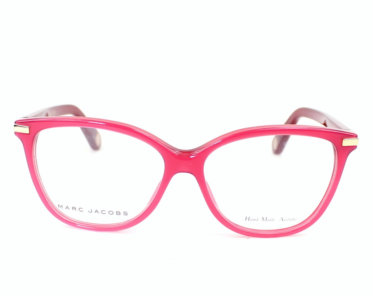 eyeglasses Marc Jacobs MJ-508 8NM - Pink front view c2500761d79e