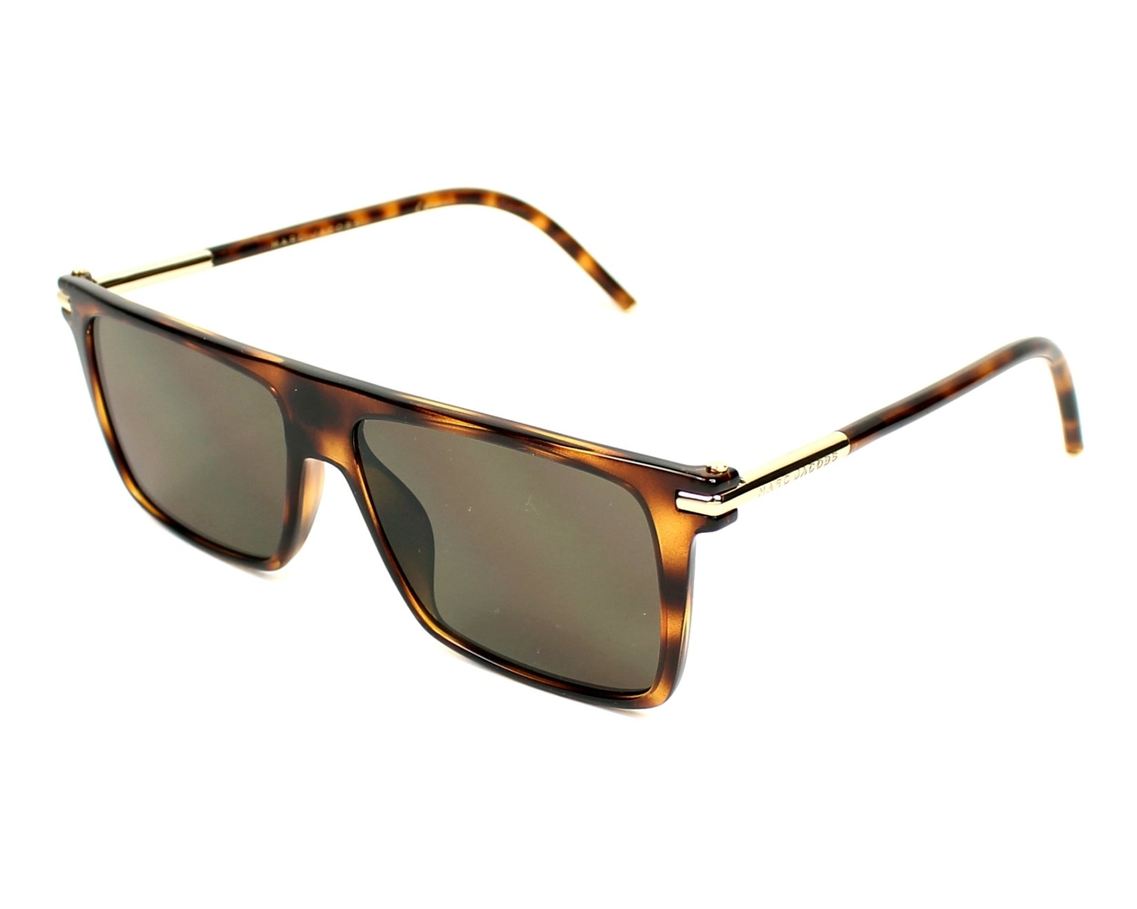 65f0e9f299 Sunglasses Marc Jacobs Marc-46-S TLR 8H 55-14 Brown profile