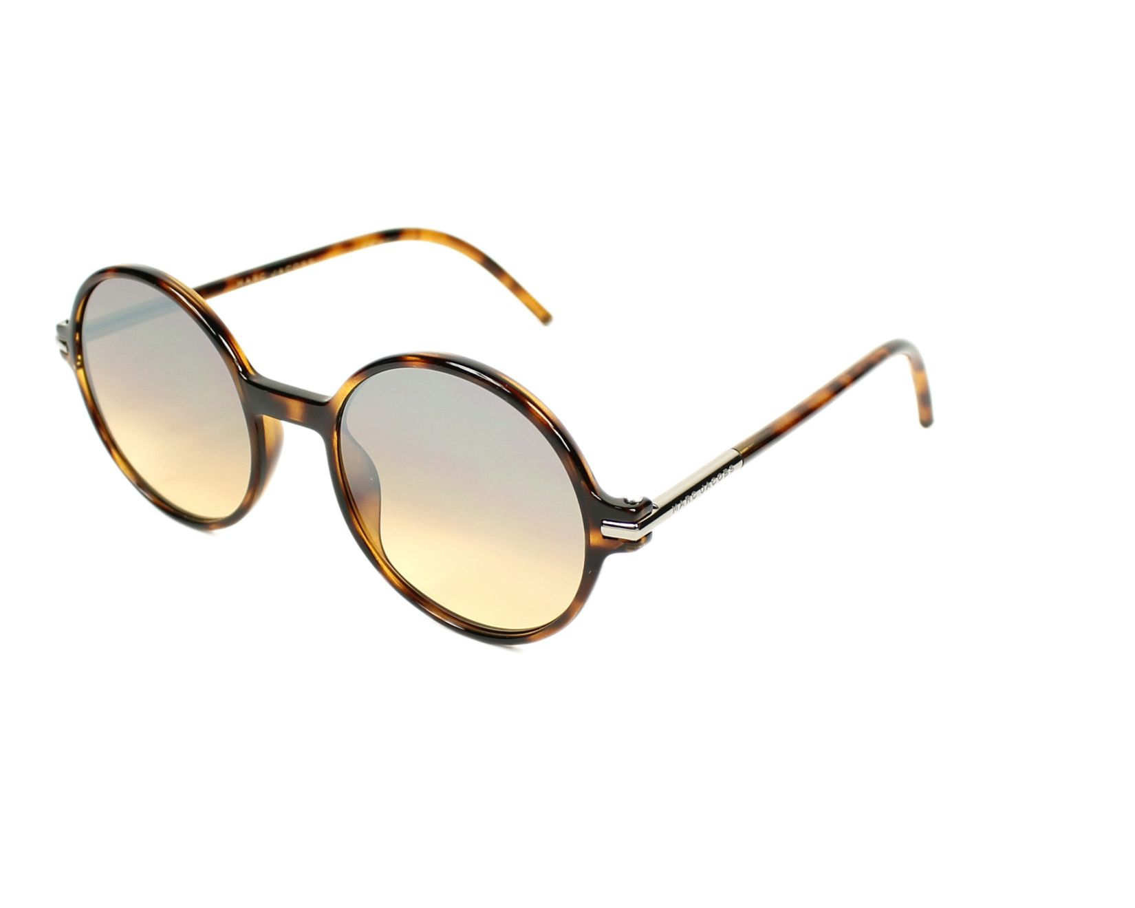 thumbnail Sunglasses Marc Jacobs Marc-48-S TLR GG - Havana profile view 7c6d640c397e
