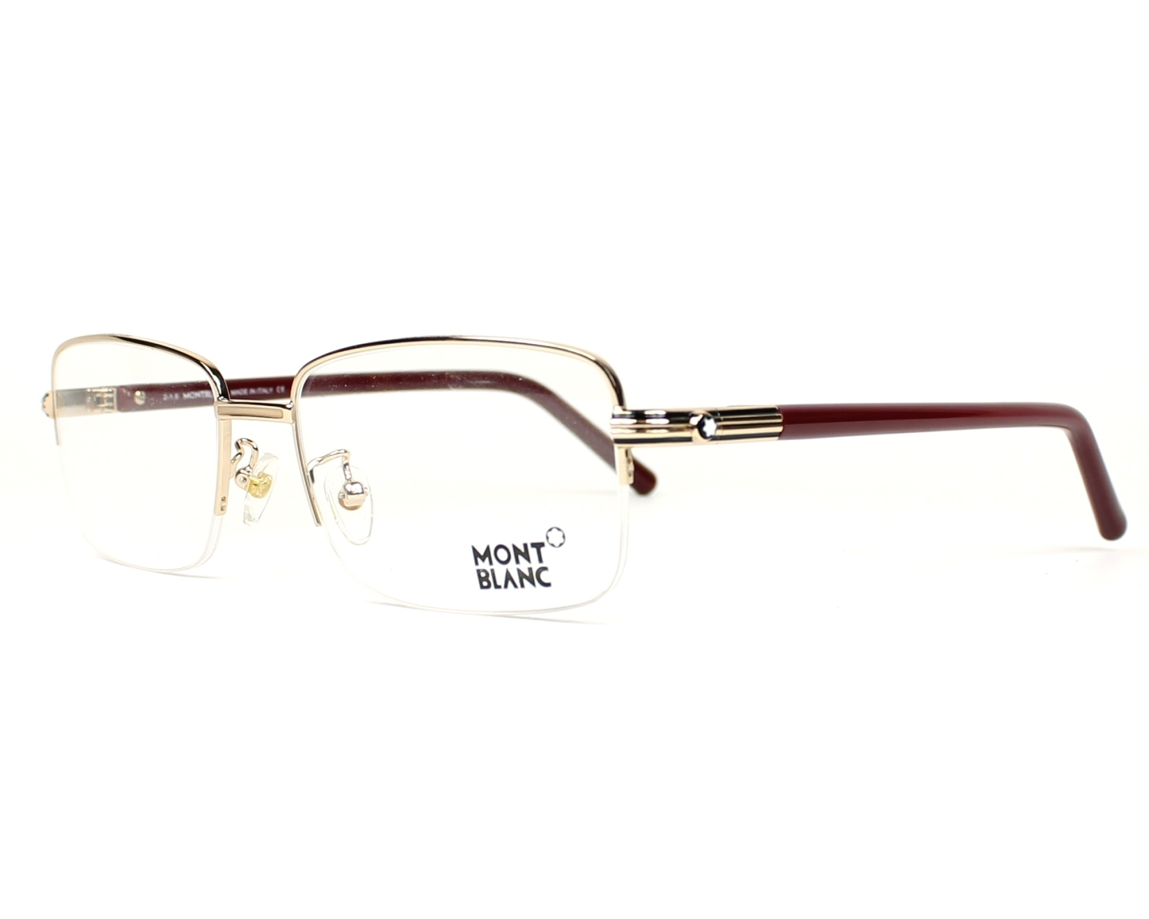 Order your Mont Blanc eyeglasses MB478 028 57 today