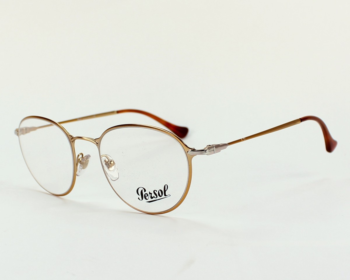 Persol Eyeglasses Po 2426 V 1054 Gold Visio Net Com