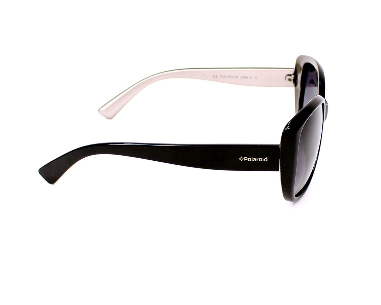 Sunglasses Polaroid PLD-4031-S LWW IX 58-16 Black side view a260dfeb6d3