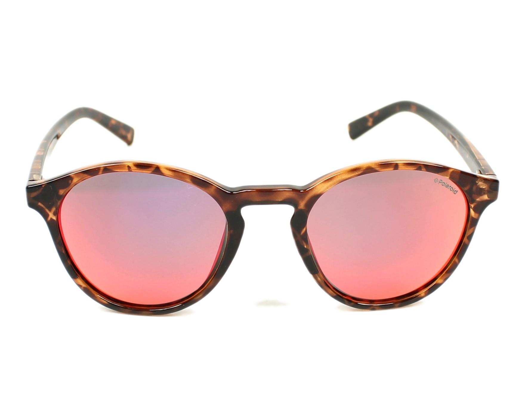 397761191d7 Sunglasses Polaroid PLD-6013-S PPT OZ 50-22 Havana front view