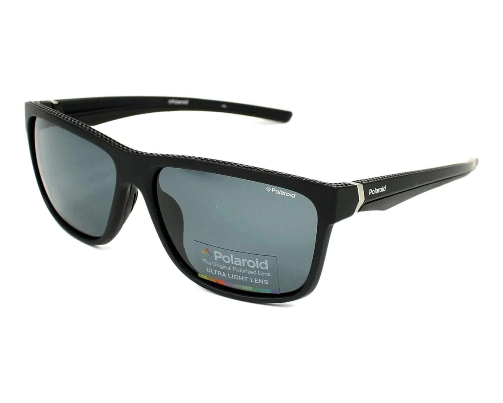 NEW Polaroid PLD7014 PLD7014//S-807M9 Black Sunglasses