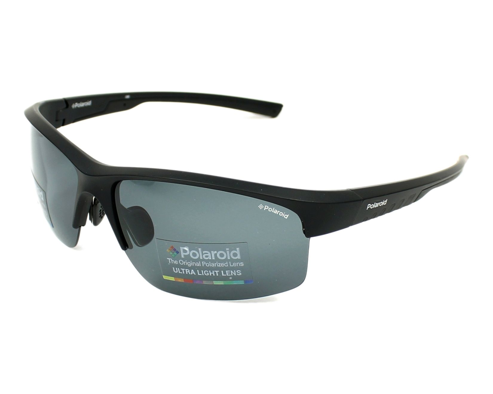 Polaroid PLD 7018/S 807/M9 68 black / grey polarized qJiA6r