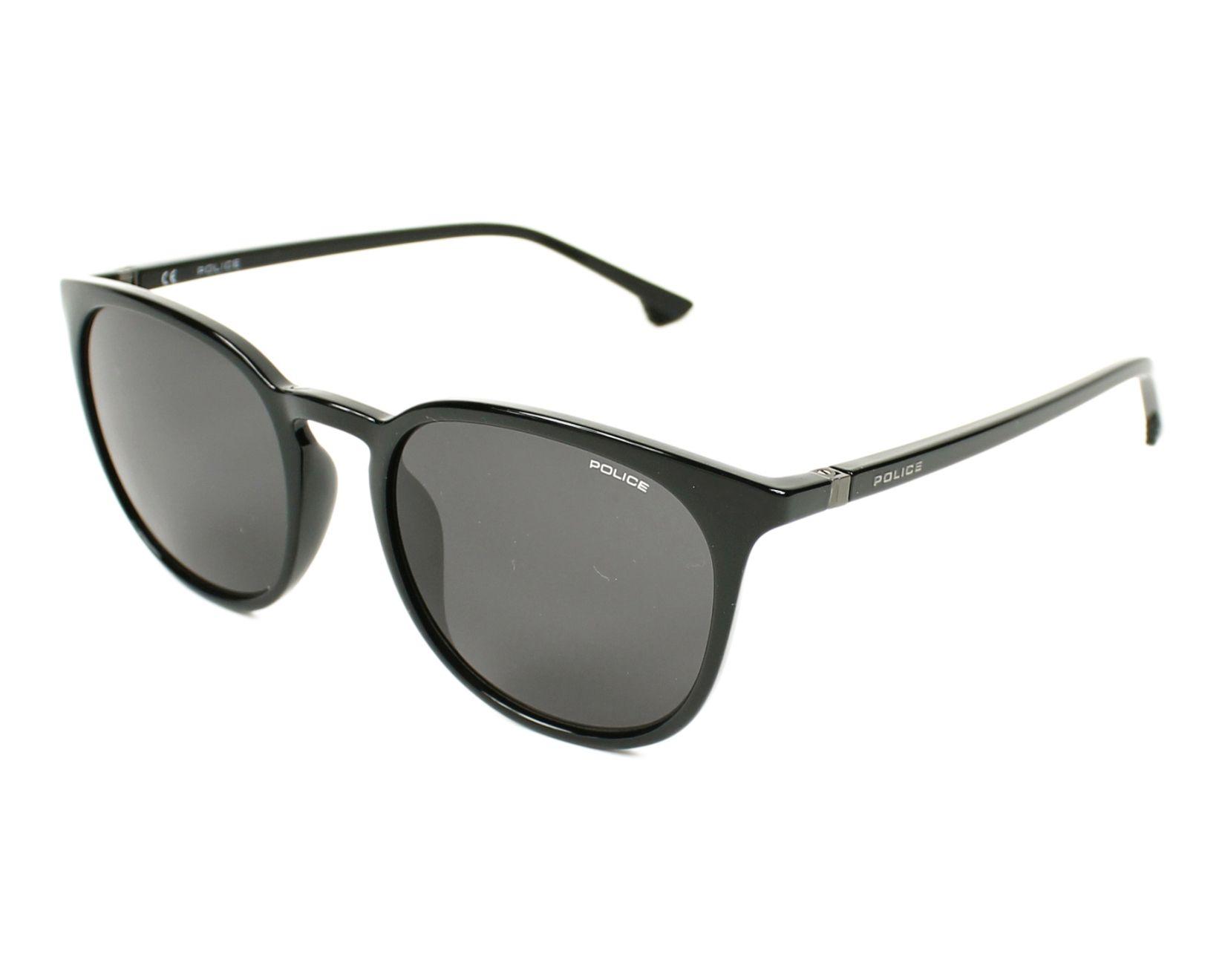 thumbnail Sunglasses Police SPL-343 0Z42 - Black profile view ab7bb67f04