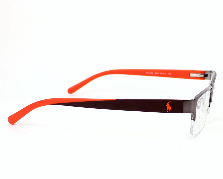 150fe2b98e eyeglasses Polo Ralph Lauren PH-1152 9287 - Gun Taupe side view