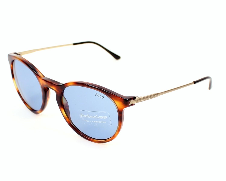 Sunglasses Polo Ralph Lauren PH-4096 5007 72 - Havana Gold profile view d4296fbb2