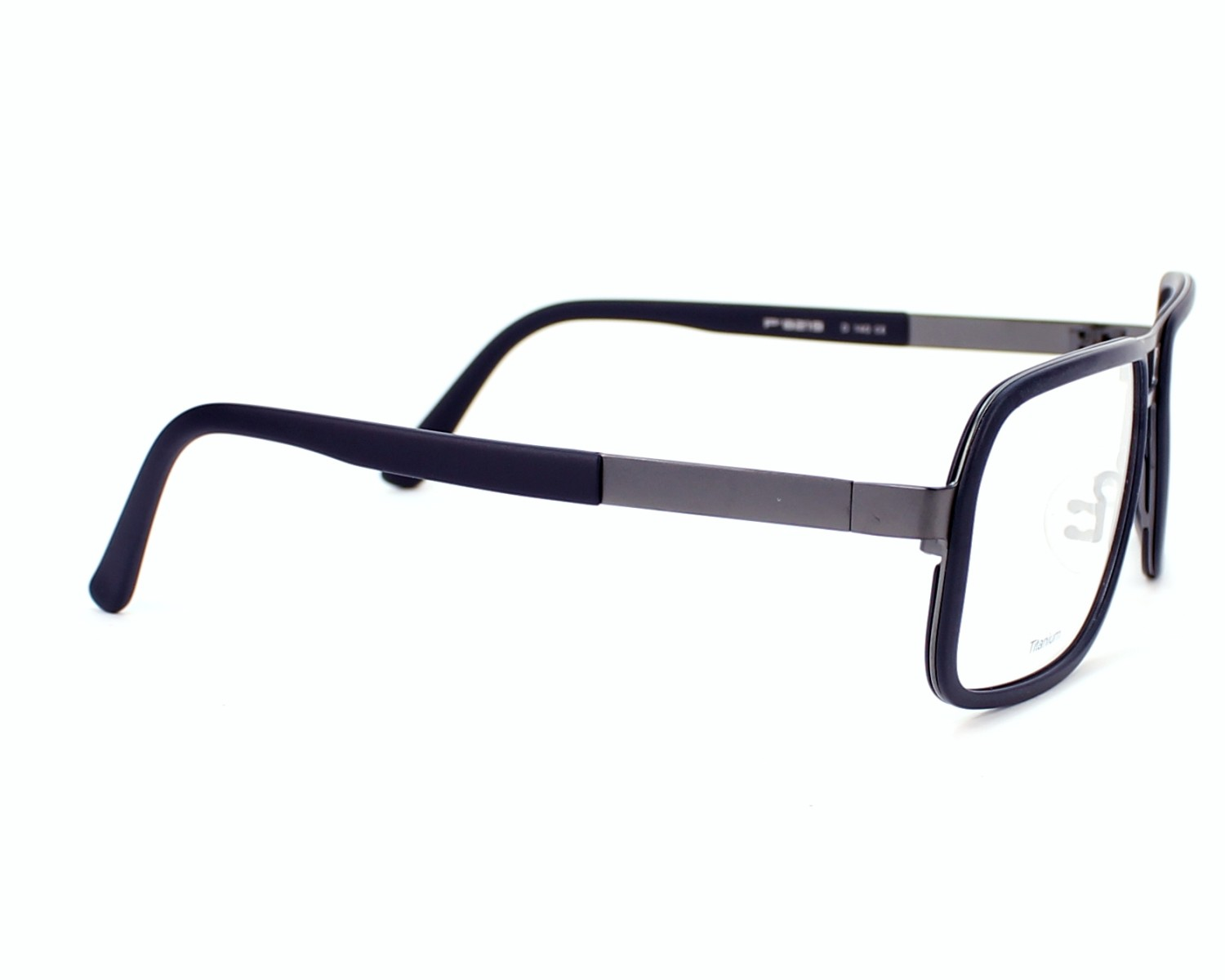 c29d1e82b5038 thumbnail eyeglasses Porsche Design P-8219 D - Blue Grey side view