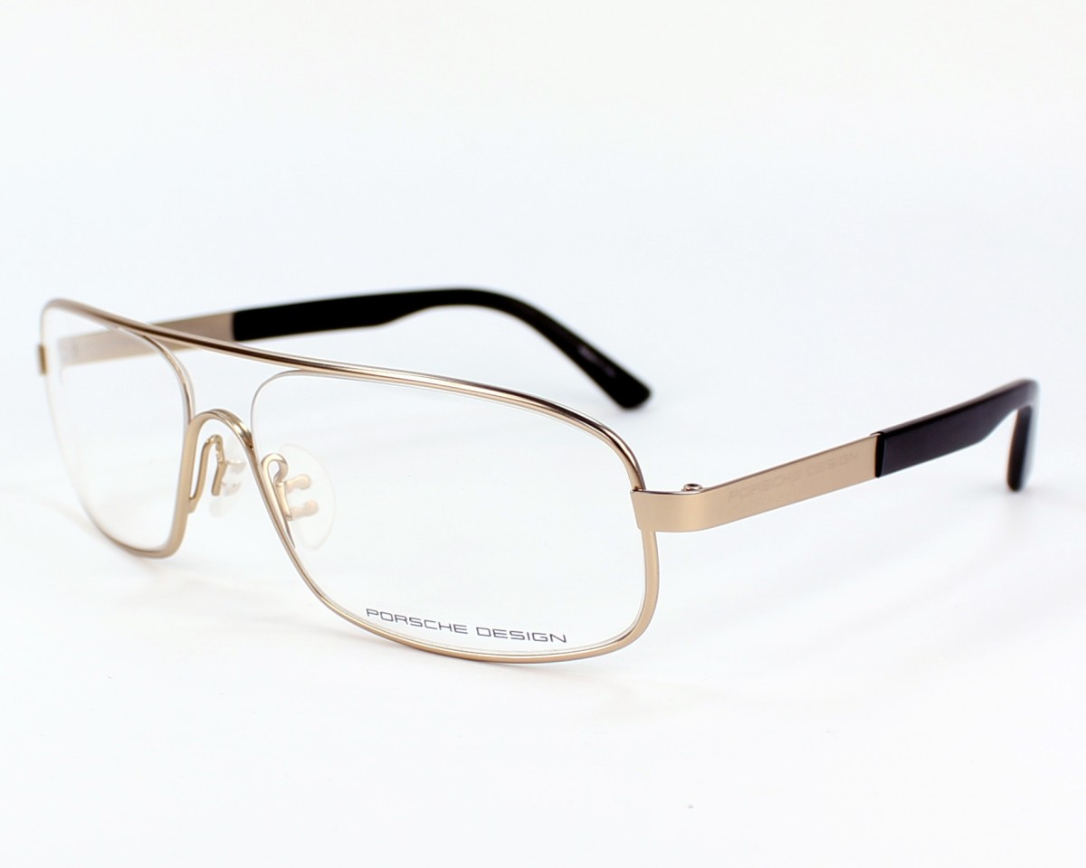 Porsche Design Eyeglasses Gold P 8225 C Visionet Us
