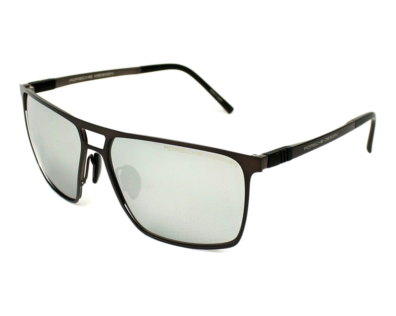091ff4daae Sunglasses Porsche Design P-8610 C 59-15 Bronze Black profile view