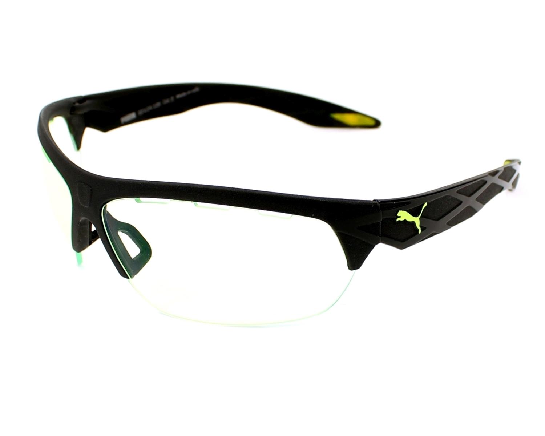 Sunglasses Pro  puma sunglasses exolite pro pu0001s 002 60 visionet