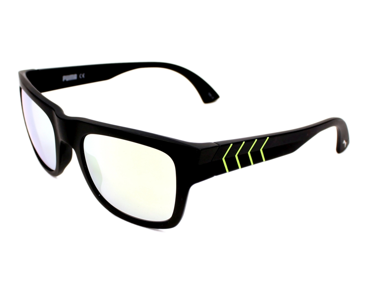 Glasses Frames Adjustment : Puma sunglasses PU0038S 002 53 Visionet