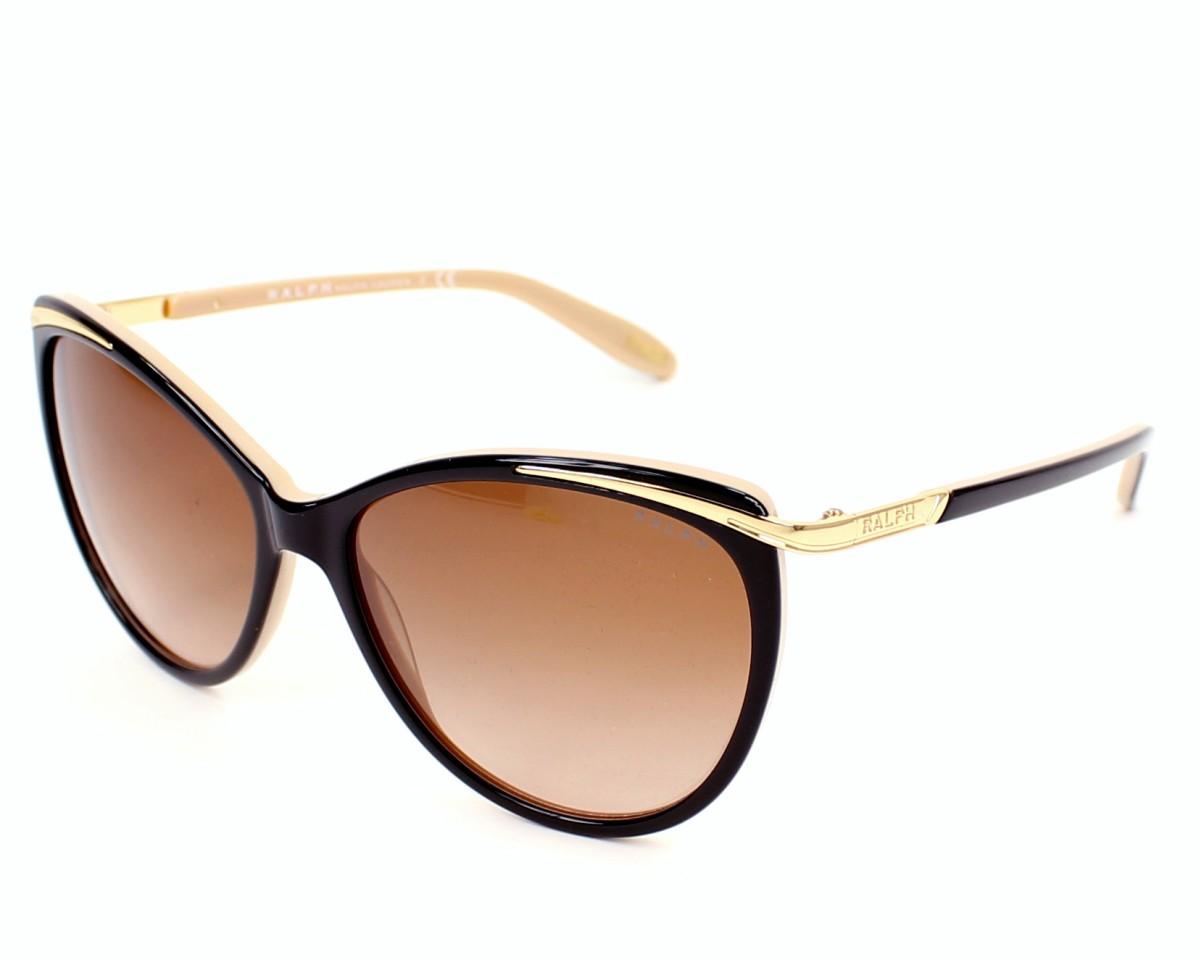Sunglasses Ralph by Ralph Lauren Black - Beige - RA5150 1090/13