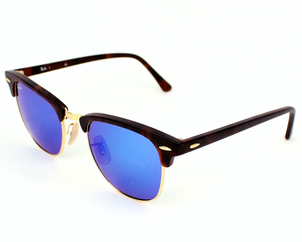 ray ban clubmaster sunglasses rb3016  Ray Ban sunglasses Clubmaster Color Mix RB3016 1145/17 49