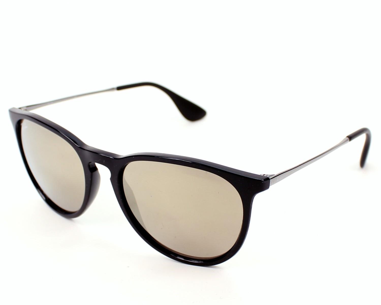 bbc2ef82a0e thumbnail Sunglasses Ray-Ban RB-4171 601 5A - Black Silver profile view