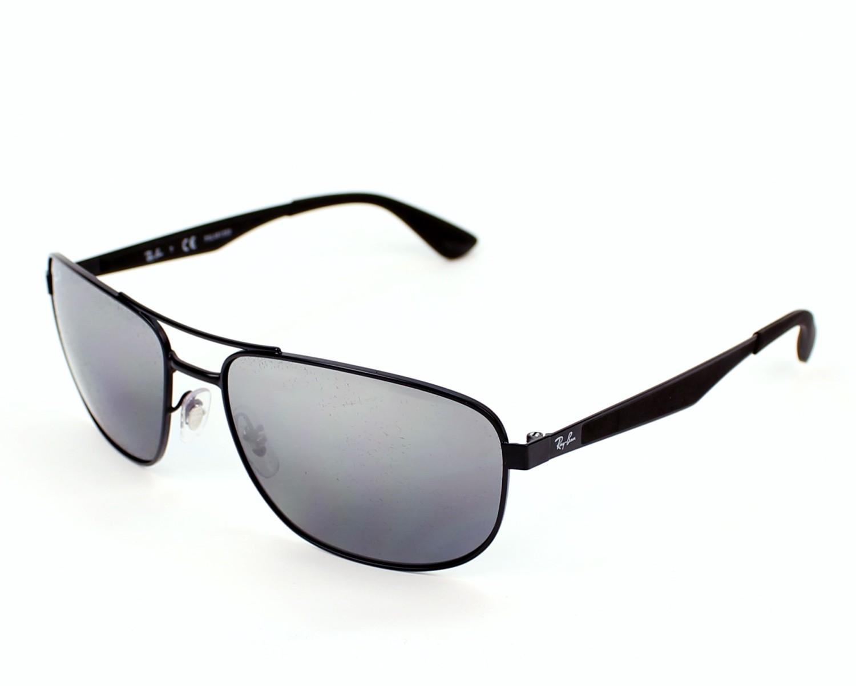 67272bc56be Ray-Ban Sunglasses RB-3528 006 82 61-17 Black