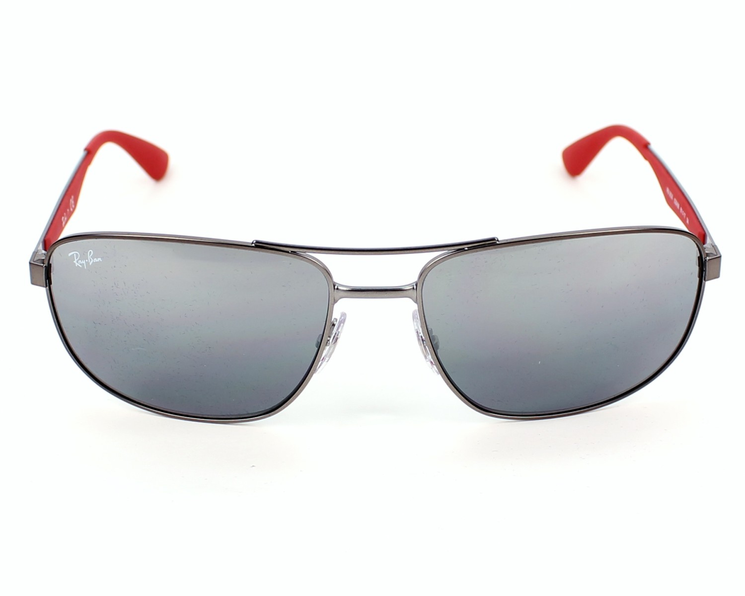 ccde5b8c4db Sunglasses Ray-Ban RB-3528 029 88 58-17 Gun Red front