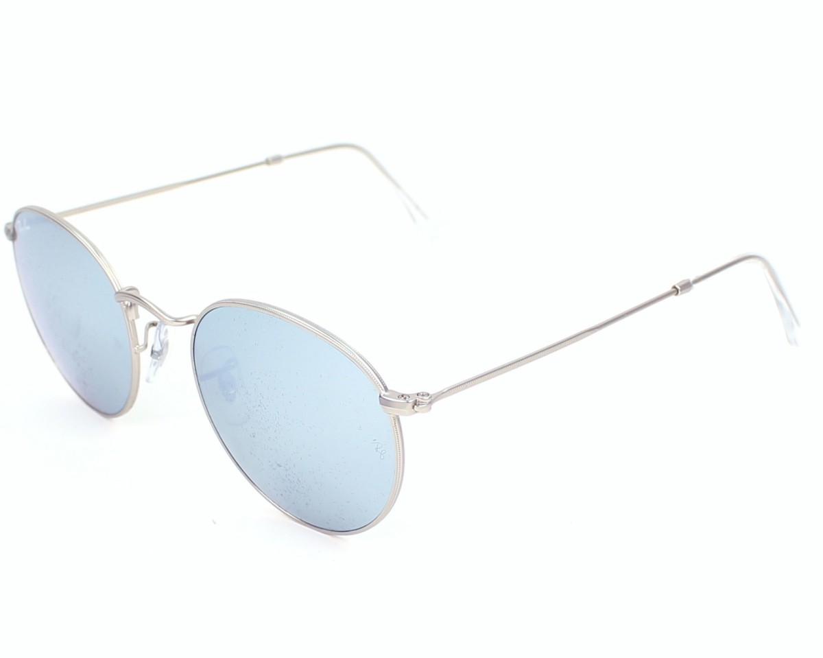 Sunglasses Ray-Ban RB-3447 019 30 50-21 Grey profile view 57579a23c638