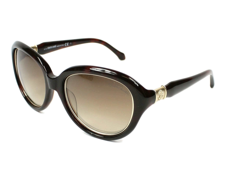 Roberto Cavalli Sunglasses Havana with Brown Lenses RC-781-T 52G ...