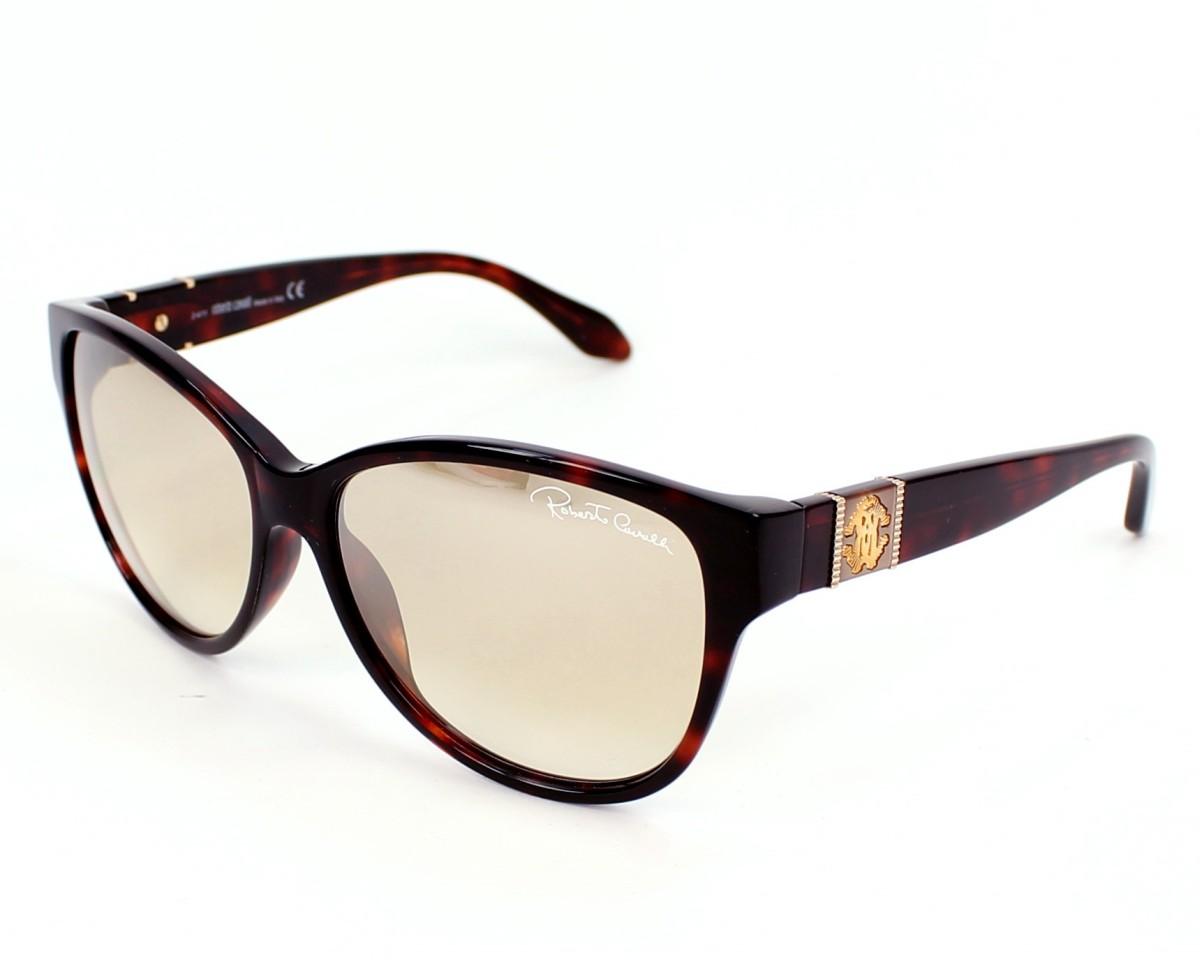 Roberto Cavalli Sunglasses Havana with Brown Lenses RC-650-S 54L ...