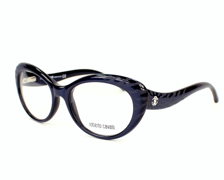 Roberto Cavalli Eyeglasses Blue RC-779 090 - Visionet US
