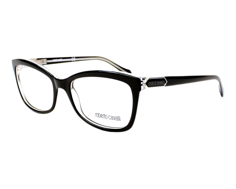 Roberto Cavalli Eyeglasses Black RC-865-V 003 - Visionet US
