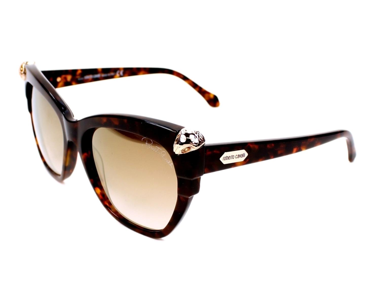 Roberto Cavalli Sunglasses Havana with Brown Lenses RC-907-S 52G ...
