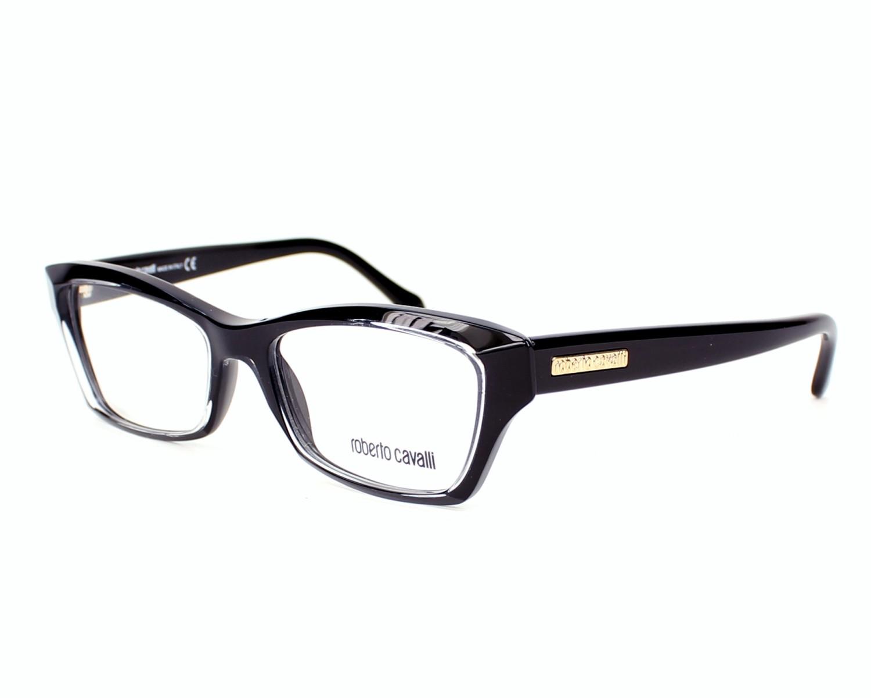 Roberto Cavalli Eyeglasses Black RC-758 005 - Visionet US