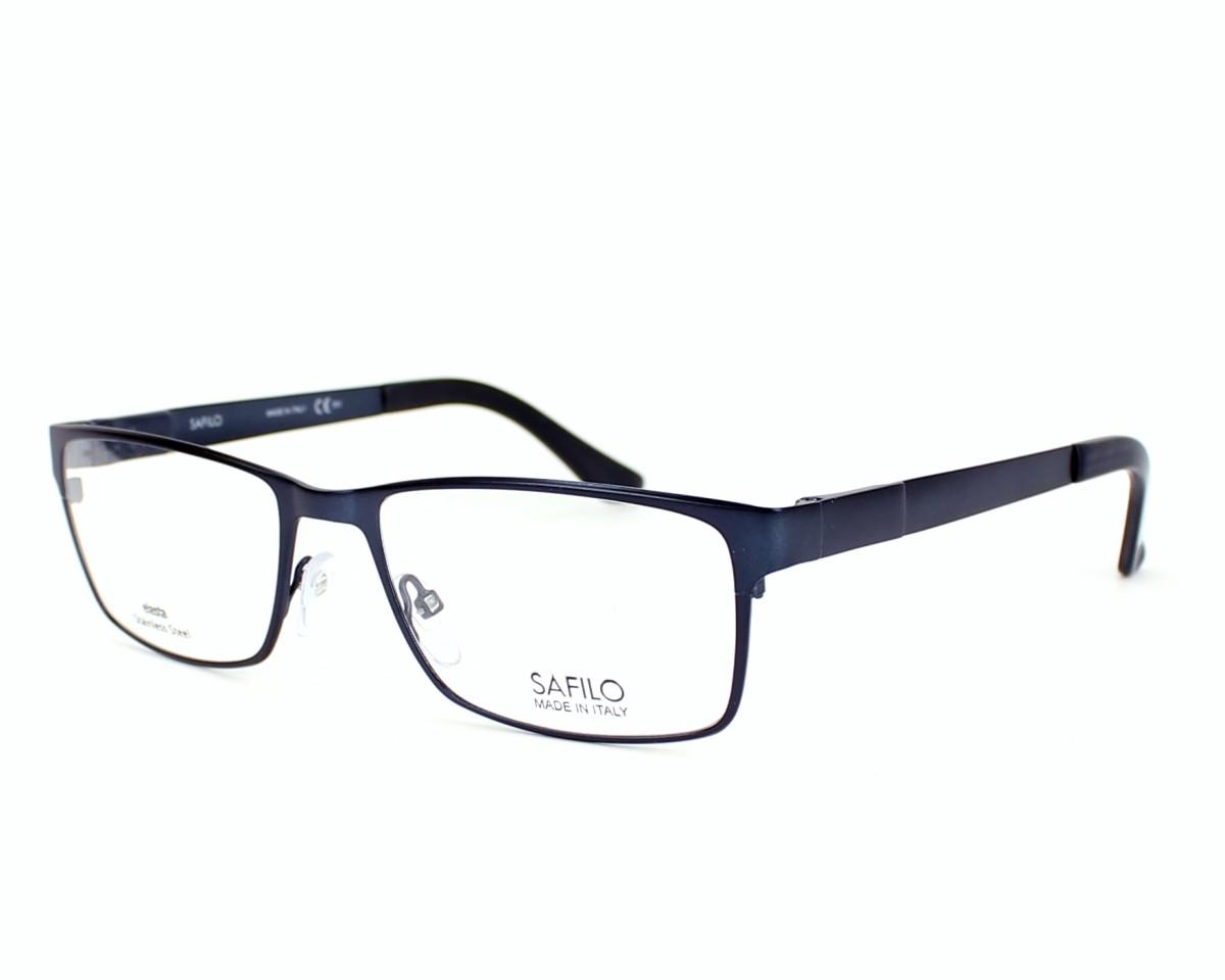Safilo Eyeglasses SA-1005 5R1 Blue | visio-net.com
