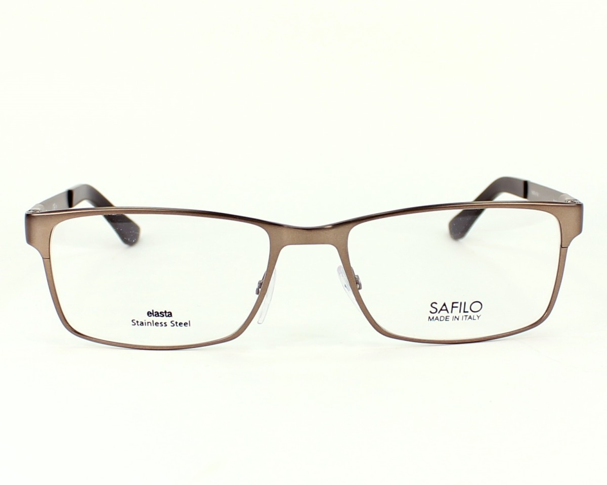 Safilo Eyeglasses Bronze SA-1005 J7D - Visionet US