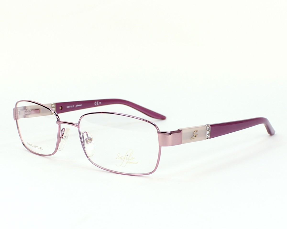 Gucci Safilo Eyeglass Frames : Order your Safilo eyeglasses Glam96 NKJ 52 today