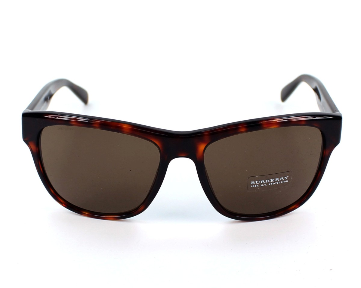c62af9d33abc Sunglasses Burberry BE-4131 3349 73 - Havana front view
