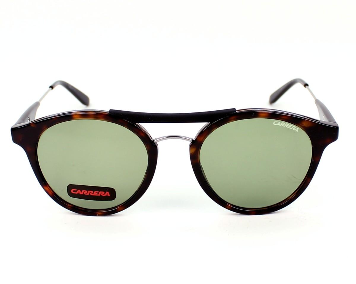 ff87a452c28e Sunglasses Carrera 6008 100 DJ 50-21 Havana Ruthenium front view