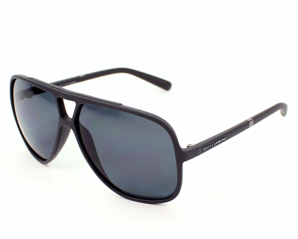 thumbnail Sunglasses Dolce   Gabbana DG-6081 2651 81 - Grey profile view 8141280751