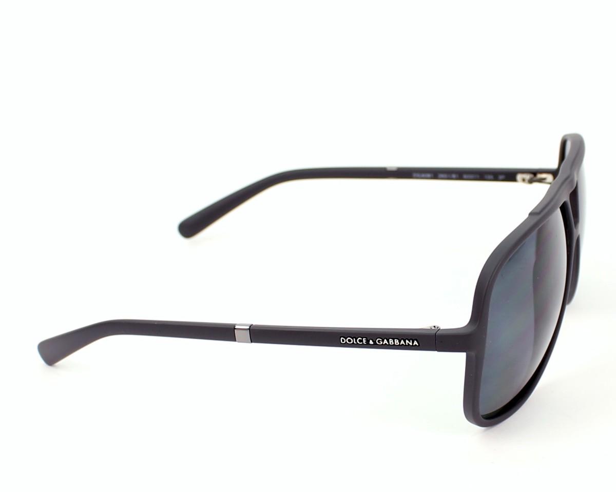 thumbnail Sunglasses Dolce   Gabbana DG-6081 2651 81 - Grey side view 8594f061f7