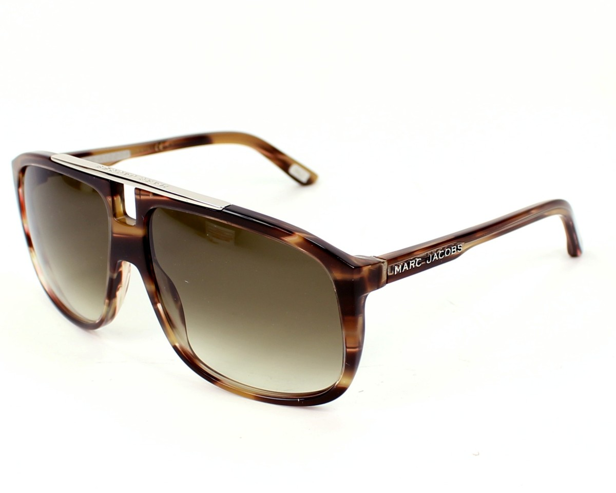 fc26bf3df3a1f Sunglasses Marc Jacobs MJ-252-S 385 DB - Havana Sand profile view