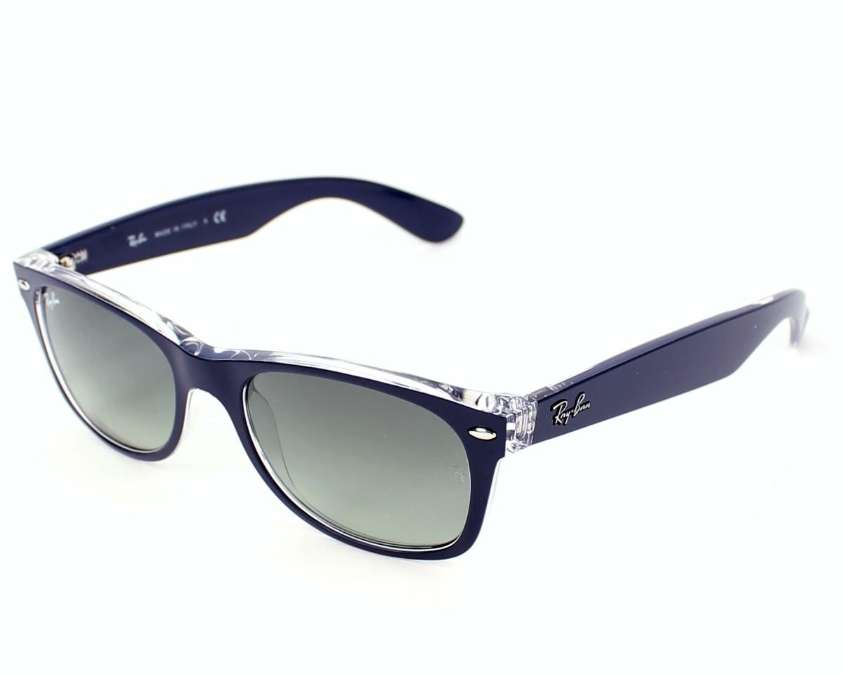 Sunglasses Ray-Ban RB-2132 6053 71 52-18 Blue Crystal profile bcf4cbe164f9