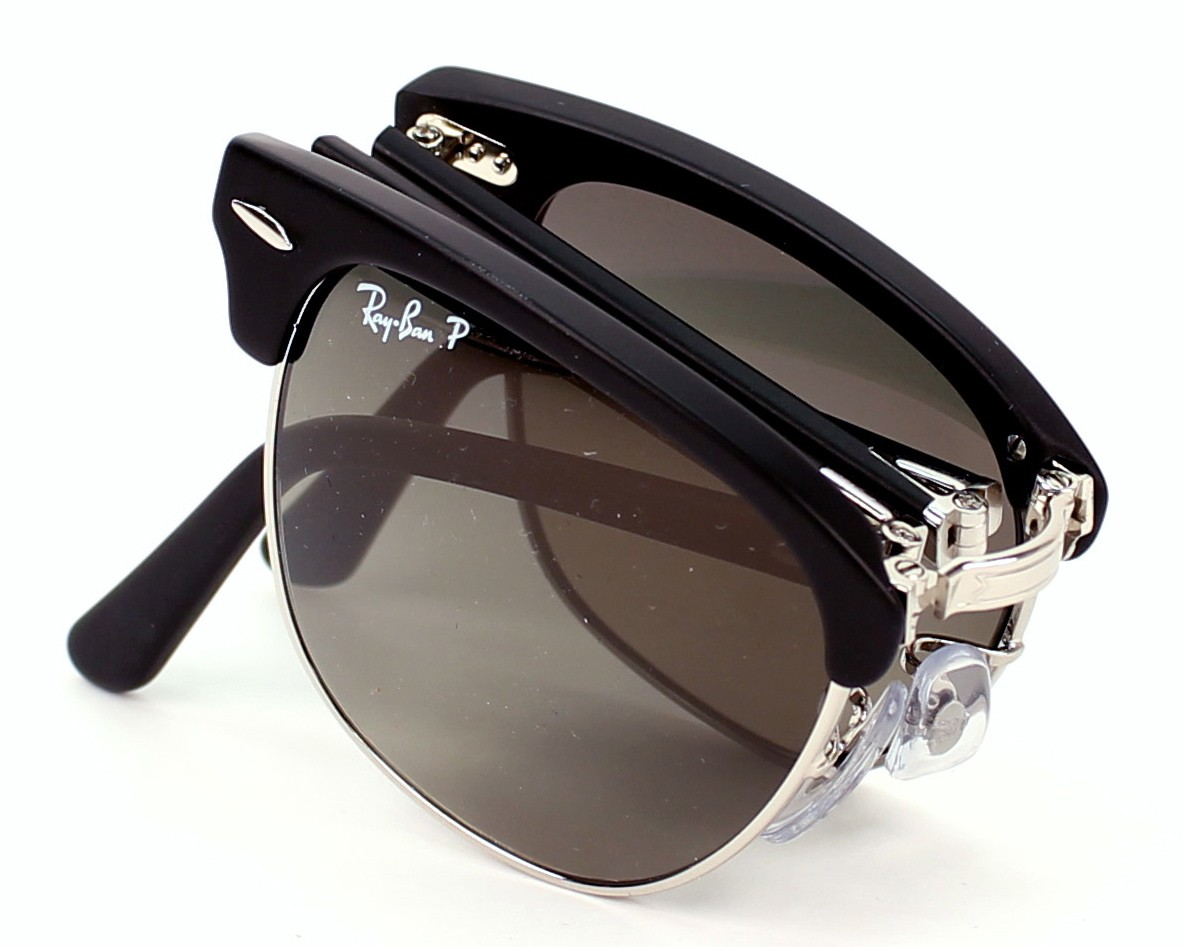 8642b621b4e Polarized. Sunglasses Ray-Ban RB-2176 901-S M8 - Black Silver profile