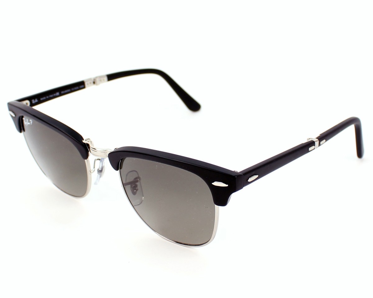 c6bc4d9582 Sunglasses Ray-Ban RB-2176 901-S M8 - Black Silver front