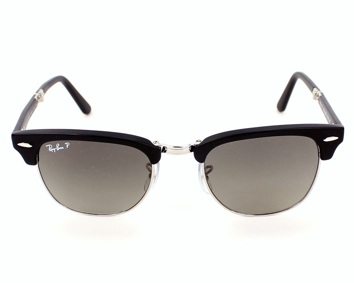c4655852ee Sunglasses Ray-Ban RB-2176 901-S M8 - Black Silver side